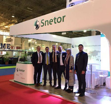 PLASTIC EXPO TUNISIE 2017 SNETOR